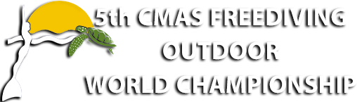 CMAS 5th FREE DIVING OUTDOOR  WORLD CHAMPIONSHIP 2021
